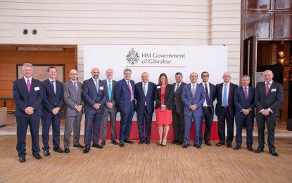 Los servicios de Finanzas de Gibraltar, preseleccionados como finalistas en los premios europeos WealthBriefing 2016