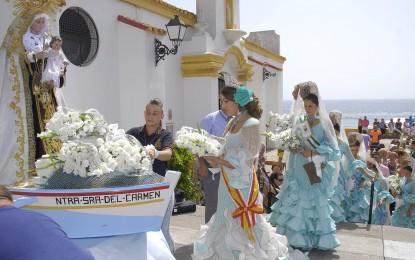 Mañana, festividad de la Virgen del Carmen