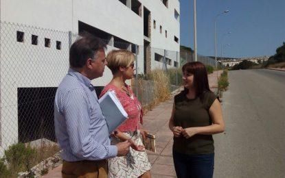 El Ayuntamiento otorga licencia de obras a la Diputación de Cádiz para la construcción de la Residencia de Mayores