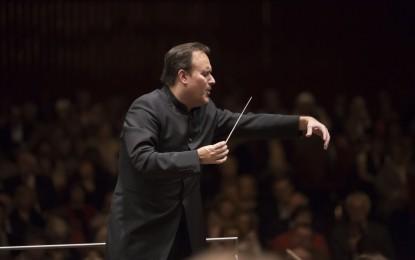 El director de Gibraltar Mark Chichon grabará varios CD al frente de la Deutsche Radio Philharmonie