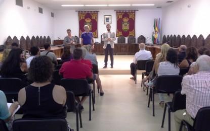 Asuntos sociales inicia gestiones para recuperar el antiguo Colegio Padre Manjón y la sede de Cruz Roja