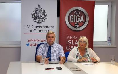 El Gobierno de Gibraltar respaldará la candidatura para acoger la edición de 2019 de los Juegos de las Islas
