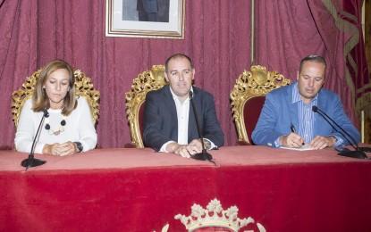 Diputación reúne a los responsables de las oficinas del Servicio Provincial de Recaudación