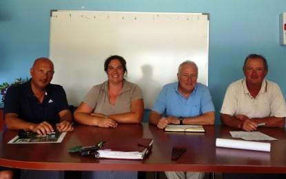 Deportes estudia con la Fundacion Santa María polo la promoción de actividades hípicas en el municipio