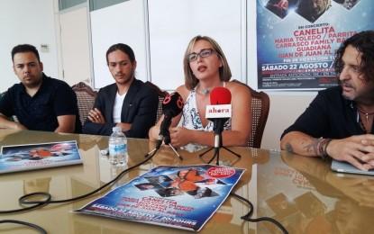 El Estadio Municipal será escenario de un gran festival flamenco el 22 de agosto