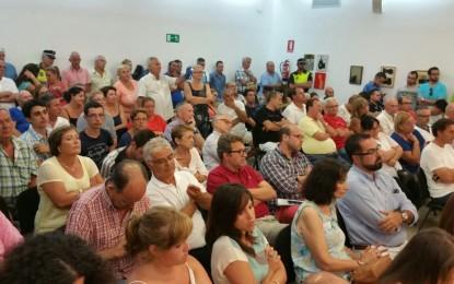 Mario Núñez: «Franco tiene concejales que con dos horas cobran más que algunos trabajadores trabajando con su salario base todo el día»