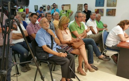 Porras Naranjo: «El PP creó el problema de los 408 euros, espero que tenga la ética de arreglarlo»