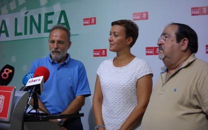 De la Encina, tras reunirse con Ascteg, pide el cese inmediato de las colas para entrar y salir de Gibraltar