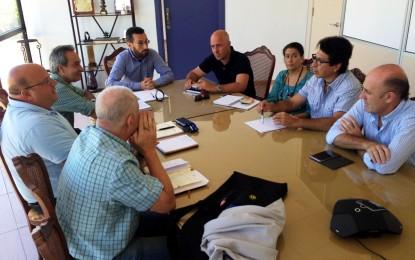El alcalde traslada a la junta de portavoces la situación económica del Ayuntamiento