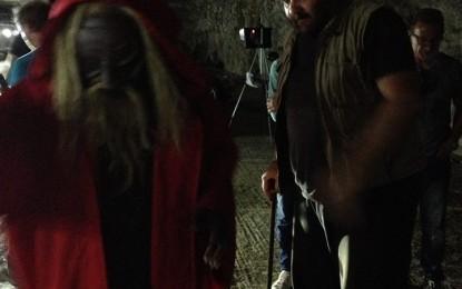 """Miguel Becerra sigue con la fase de Posproducción del proyecto """"Aberration """""""