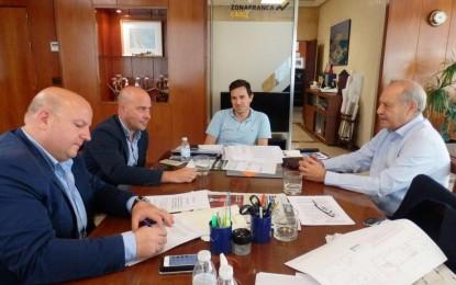 Aldepama afirma que el centro de negocios de Zona Franca no puede ir en la Plaza de Europa