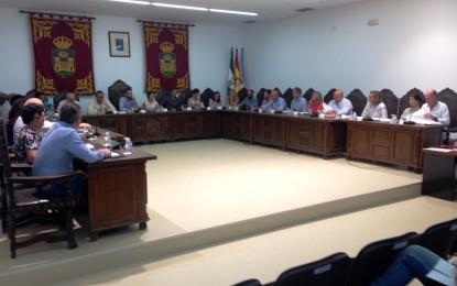 El pleno aprueba por unanimidad solicitar la adhesión al nuevo fondo de ordenación del ministerio de hacienda y la modificación del plan de ajuste municipal