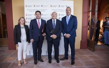 Sonido íntegro de la Conferencia de Miguel Ángel Moratinos en el San Roque Club