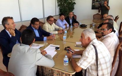 El alcalde eleva al pleno la adhesión del ayuntamiento al grupo de trabajo que impulsa la constitución de una agrupación europea de cooperación territorial