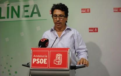 El Partido Socialista arremete contra el ayuntamiento por el estado de las playas y la gestión del tráfico en la ciudad