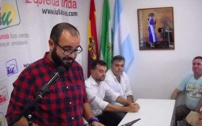 IU La Línea dice «no a la utilización política de la Plataforma en Defensa del Hospital»