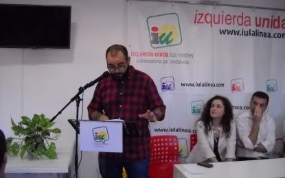 IU La Línea dice que Franco menosprecia a los mayores al no hacer actividades para ellos