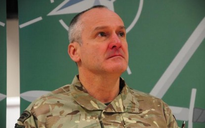 La Foreign Office da detalles del futuro Gobernador de Gibraltar, militar en activo