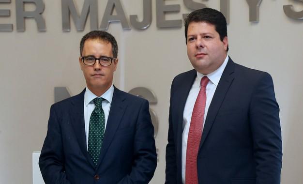 El Ministro Principal de Gibraltar y el Viceministro Principal parten a Londres para mantener reuniones al más alto nivel sobre el Brexit