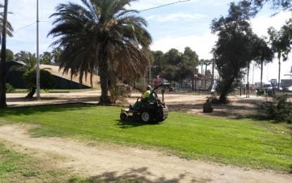 Sale a concurso la ejecución del proyecto de remodelación de zonas verdes en el parque Princesa Sofía