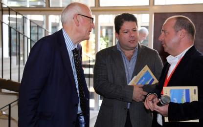 Jan Ravens y Julio Alberto Moreno Casas, ex futbolista del Barcelona, se unen al Festival Internacional de Literatura de Gibraltar