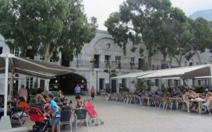 Gibraltar se suma al apagón internacional contra el cambio climático
