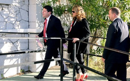 Los principales líderes políticos de Gibraltar votaron a lo largo de la jornada de hoy