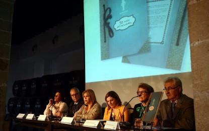 Irene García ratifica el compromiso de Diputación con AFANAS, que celebra más de medio siglo de vida en Jerez