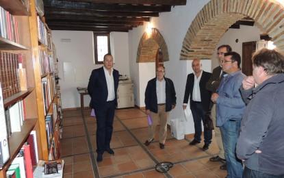 Ruiz Boix confirma la colaboración de Diputación con la Casa de la Memoria Histórica