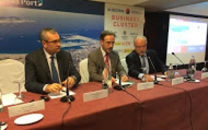 """Felipe López asegura que """"Andalucía y Algeciras son una apuesta segura para la inversión y el desarrollo logístico"""""""