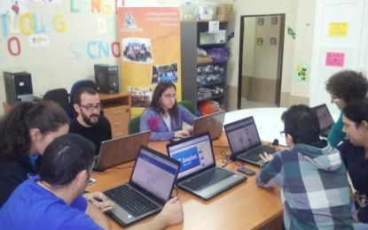 Apropadis 2.0 desarrolla sendas acciones formativas en La Línea de la Concepción
