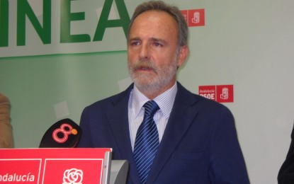 El PSOE de La Línea felicita a Salvador de la Encina por su nombramiento como presidente de Puertos del Estado