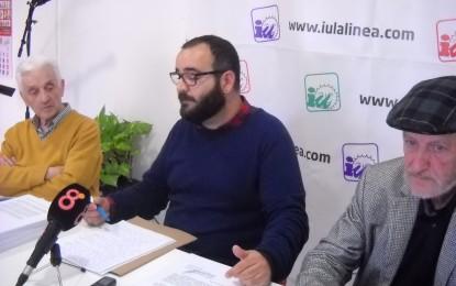 IU La Línea recuerda la «necesaria fiscalización a Aqualia»