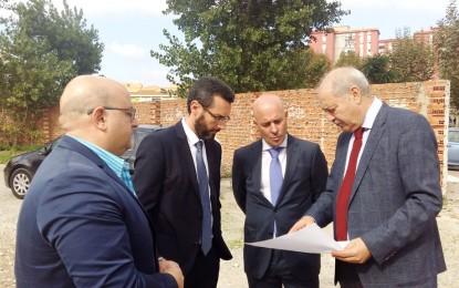 Zona Franca presenta al Ayuntamiento la Evaluación Ambiental para el futuro Centro de Negocios