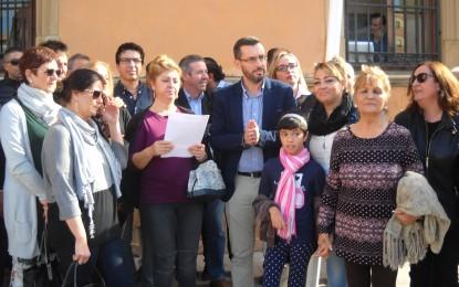 La Línea conmemora el Día de la comunidad gitana de Andalucía