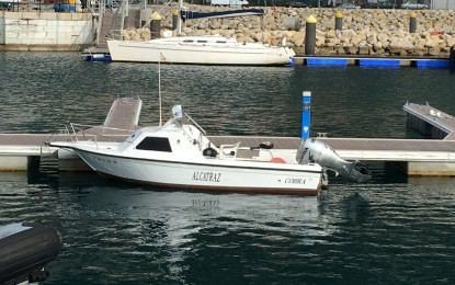 Detenido un ciudadano español por un presunto delito de pesca ilegal