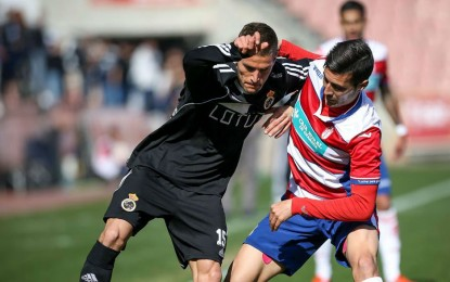 La Balona pierde ante el Granada B por 2-1
