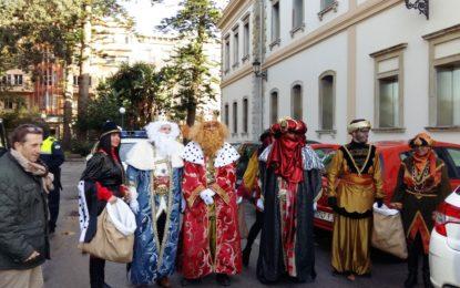 Luís Landero Cervilla, Emilio Peña Carrasco y Javier Cameselle Domínguez encarnarán a los tres Reyes Magos