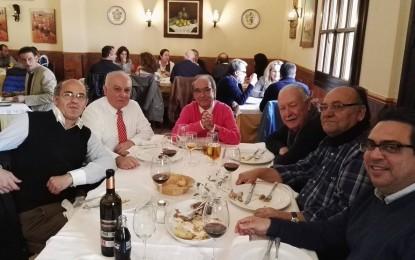 Amigos de Radio Bahía Gibraltar rinden homenaje a Juan Morilla