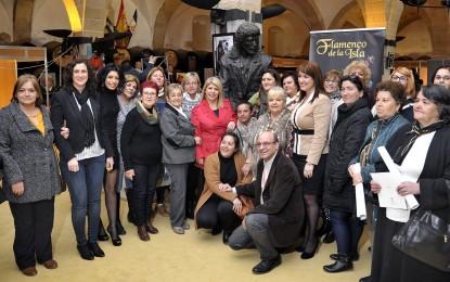 La Diputación colabora en el Día de la Mujer de la Lonja del Flamenco de Jerez