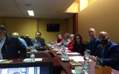 Fegadi presente en el consejo estatal de Cocemfe a través de Andalucía inclusiva