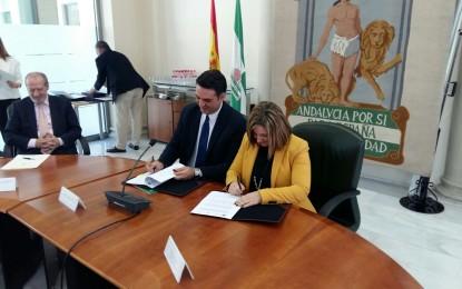 Irene García celebra que la estabilidad política que vive Andalucía impulse la confianza económica y aplaude que Díaz se resista a hacer recortes sociales