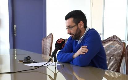 El alcalde no entiende que Aldepama y Flavi no hiciesen alegaciones a las subidas del IBI desde 2003 a 2016 y sí a la congelación de 2017