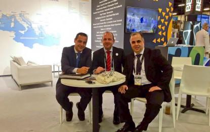 Gibraltar demostró su crecimiento en el mercado de los cruceros en el congreso anual del sector