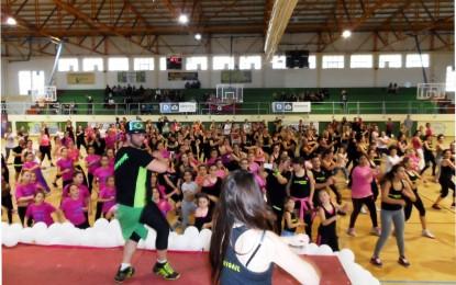 Helenio Lucas resalta las actividades deportivas previstas para abril