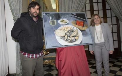 Pepe Baena, pintor de lo cotidiano, ilustra el cartel del Día de la Provincia