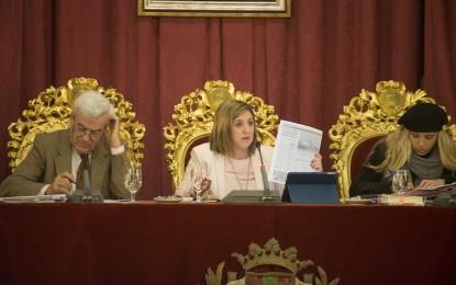 Diputación aprueba un nuevo plan para dar más transparencia a las subvenciones de sus áreas de Presidencia y Coordinación Política