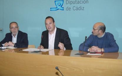La Diputación triplica la cuantía de sus ayudas para Cooperación Internacional con respecto a 2015