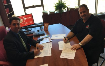 ADEM-CG y Albroksa Campo de Gibraltar firman un acuerdo de colaboración