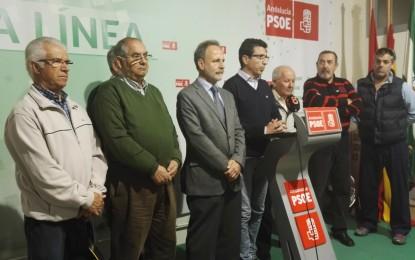 Los pescadores deportivos de La Línea afirman que en su acuerdo «nada tuvo que ver ni Mario Fernández ni el Ayuntamiento, sí Tornay y De la Encina»